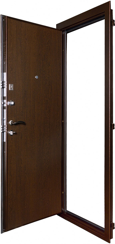 железная дверь 2 3