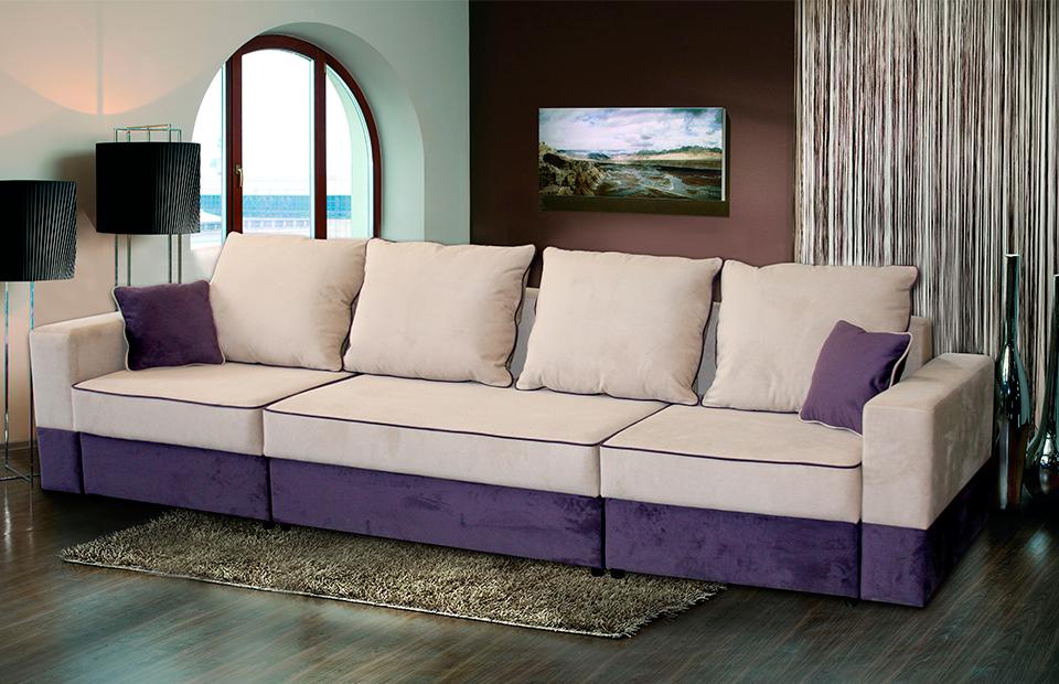 диван кровать бостон 2800 мебельград шхгхв мм 3200х1060х720
