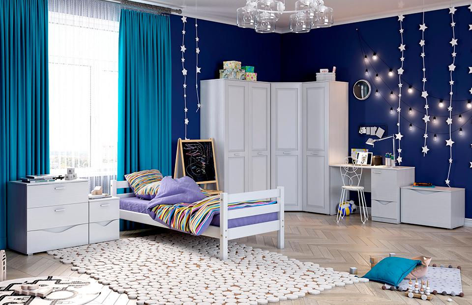 коллекции модульная система соня Ais 06 детская мебельград в москве